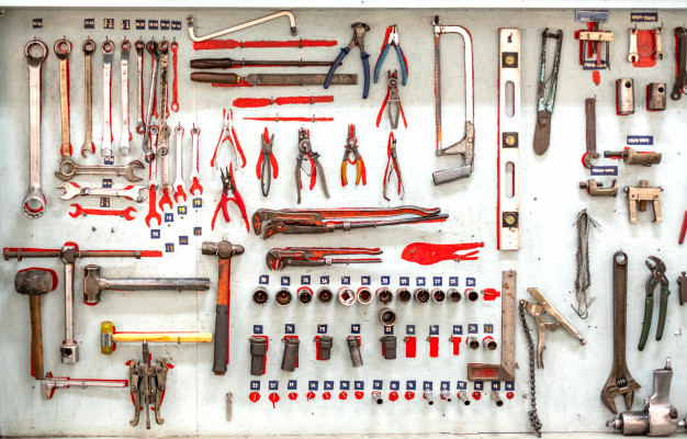 How to Organize a Tool Box