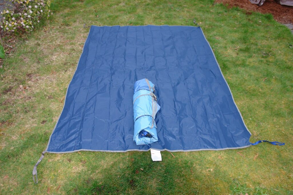 What is a Tent Footprint | Universal Tent Footprint
